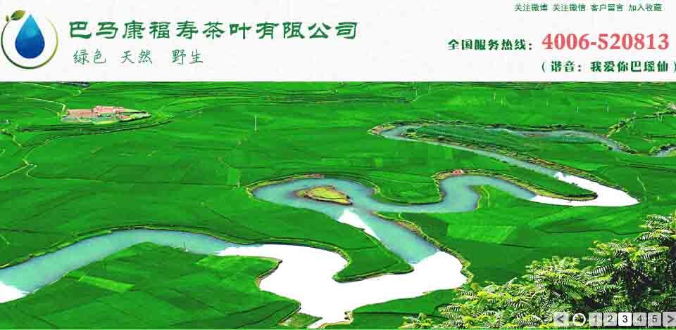 广西巴马康福寿茶业