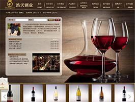 传导网络成功签约广西南宁浩天酒业有限公司