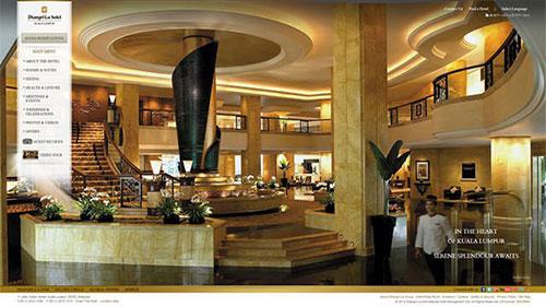 酒店凯发国际网址设计 打造高端的视觉体验