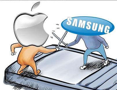 苹果虽获三星巨额赔偿 仍被视为失败