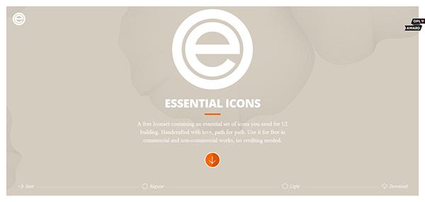 Essential-icons-南宁传导网络