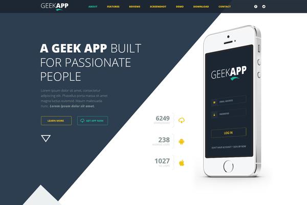 GeekAPP-传导网络-APP设计案例